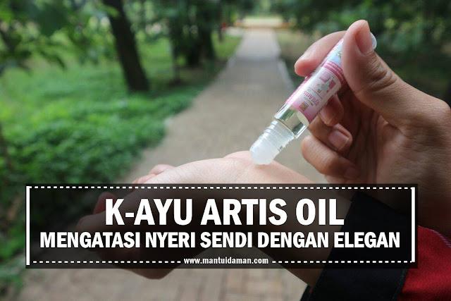 k ayu artis oil