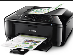 Canon Pixma MX725 Printer Driver Download
