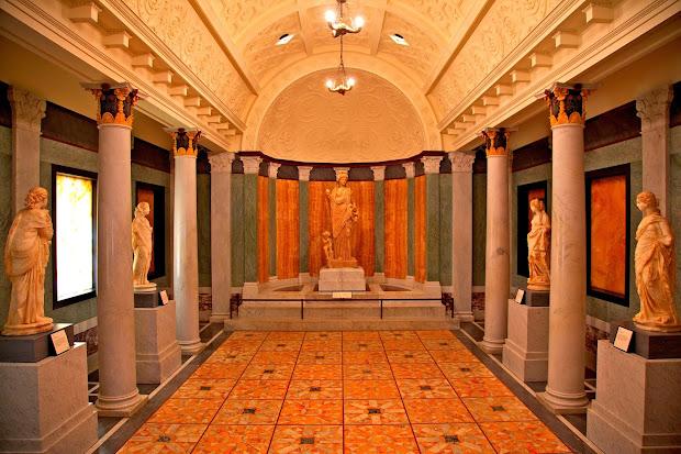 Getty Villa Museum Los Angeles