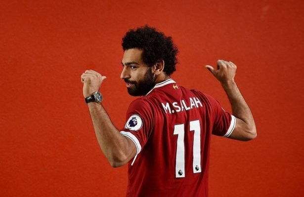 Mohammed Salah signs for Liverpool