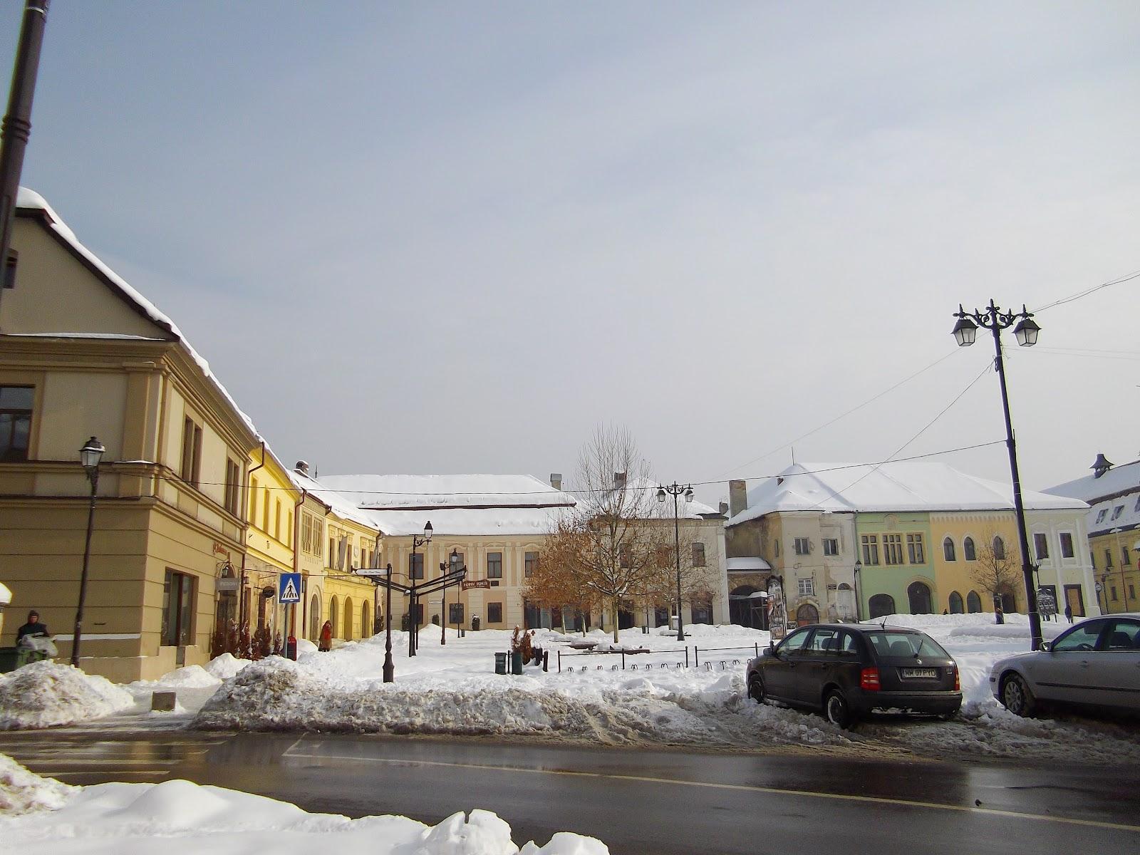 Centrul istoric din Baia Mare - Wikipedia  |Baia Mare