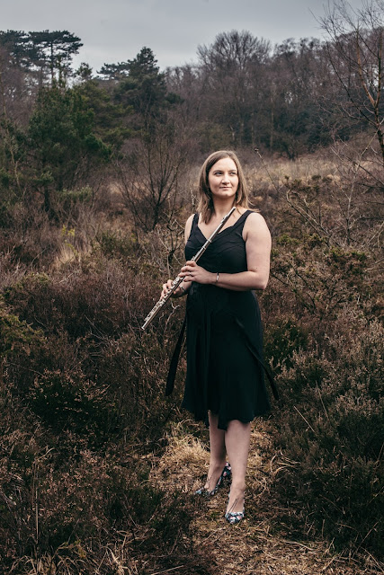 Sophie Brewer - flautist, Exeter Symphony Orchestra - Photo copyright Matt Austin (All rights reserved)