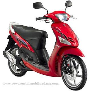Sewa Motor Fino di Bekasi
