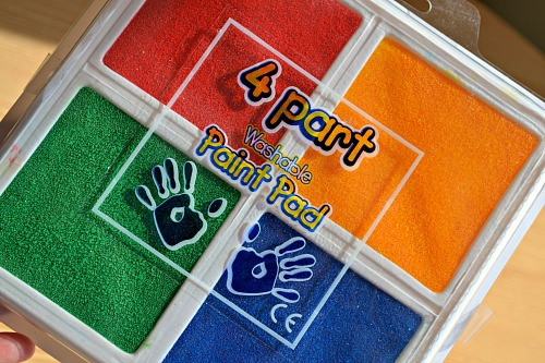 4 part paint pad from baker ross review