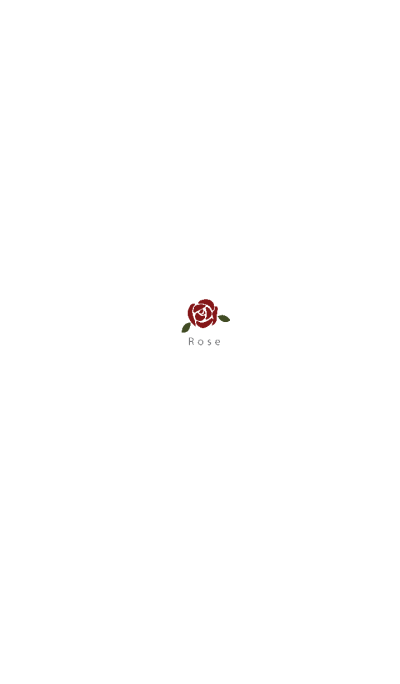 Simpe Red Rose