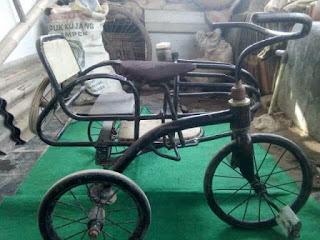 Didjoewal trikel sespan croesco jerman  Original