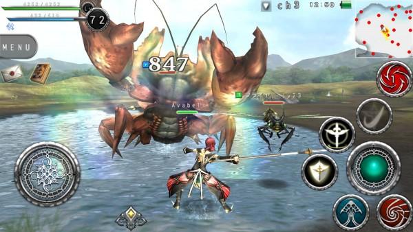 ONLINE RPG AVABEL Mod APK