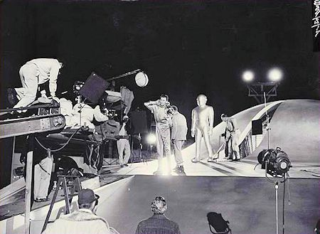 Behind the scenes – The Day the Earth Stood Still (1951)