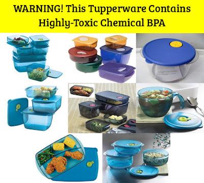 Is Tupperware BPA Free
