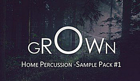 Grown Records Organic Home-made Perc Sample Pack #1