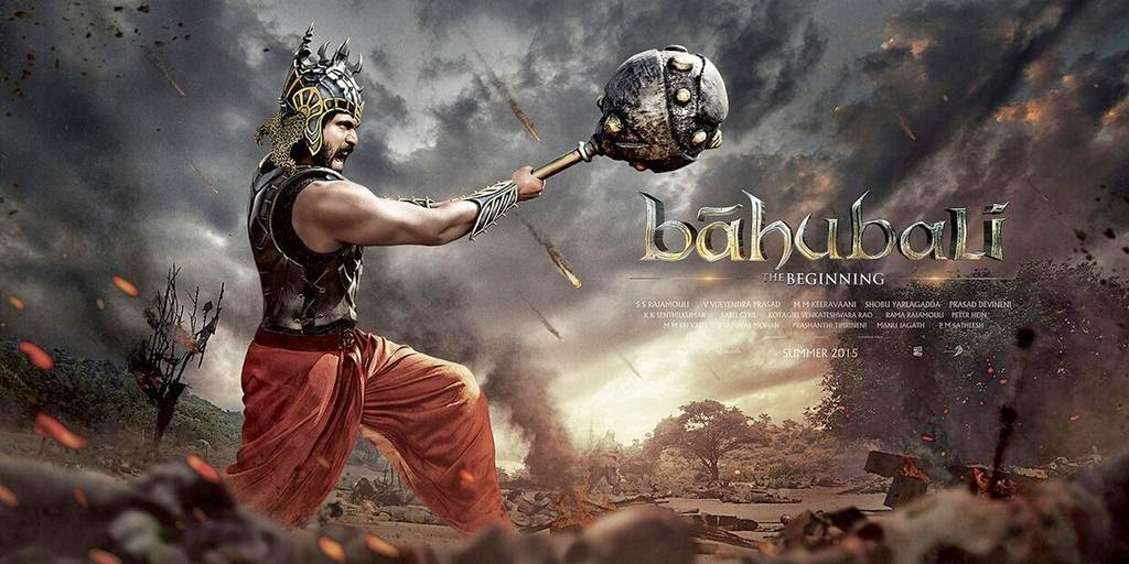 Baahubali: The Beginning (2015) 375MB WebHD 480P Hindi