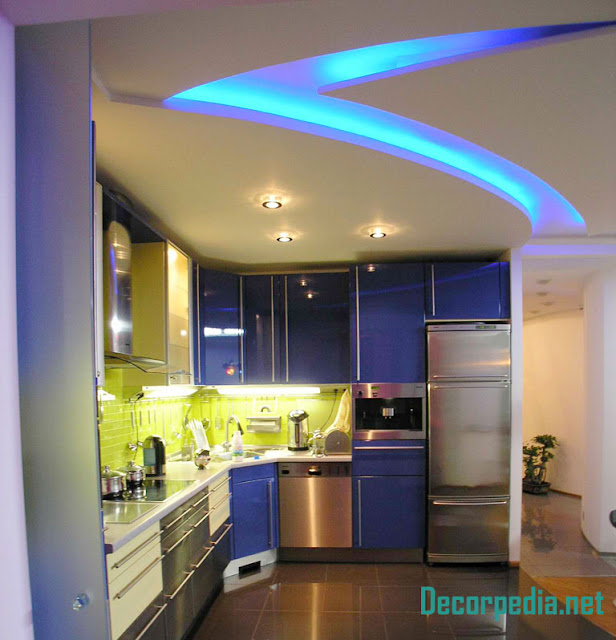 gypsum ceiling designs for kitchen, false ceiling pop design 2019