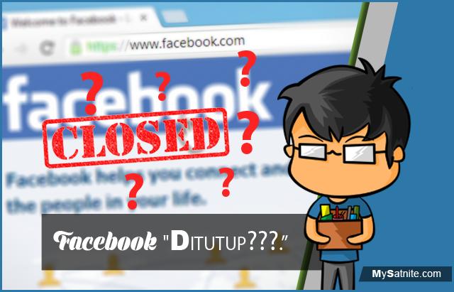 Jomblo Ditengah Isu Facebook Akan Ditutup