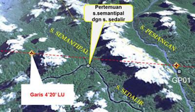 Apa Apaan nih ! Malaysia Klaim 2 Sungai Di Kalimantan Utara - Commando