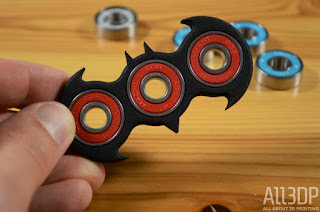 Batman Hand Spinner