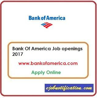 Bank Of Americe Hiring Freshers Tech Associate Jobs in Hyderabad Apply Online