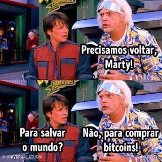 comprar ou vender bitcoin