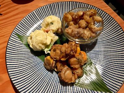 三茶まれの惣菜3種類盛り合わせ