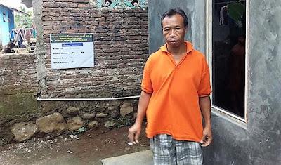 ''Maturnuwun Pak Tentara, Rumah Nenek Saya Ikut Direhab''