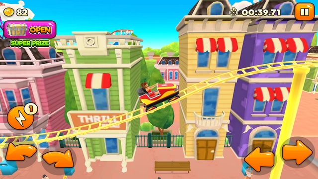 thrill rush theme park hile apk