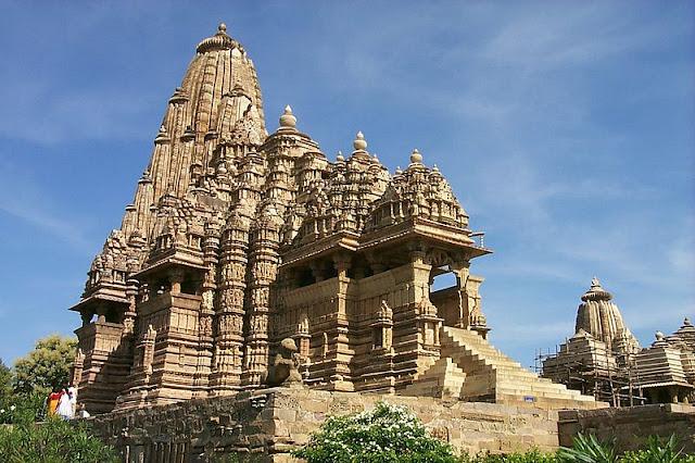 Khajuraho Temples,Madhya Pradesh