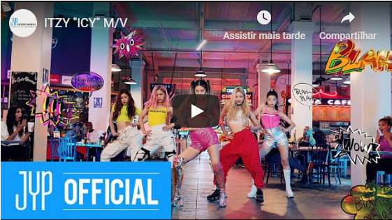 ITZY 'ICY' M/V