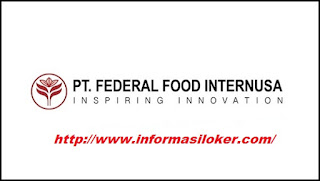 Informasi LOKER S1 Staff Admin PT Federal Food Internusa Company Cikupa Tangerang - Banten