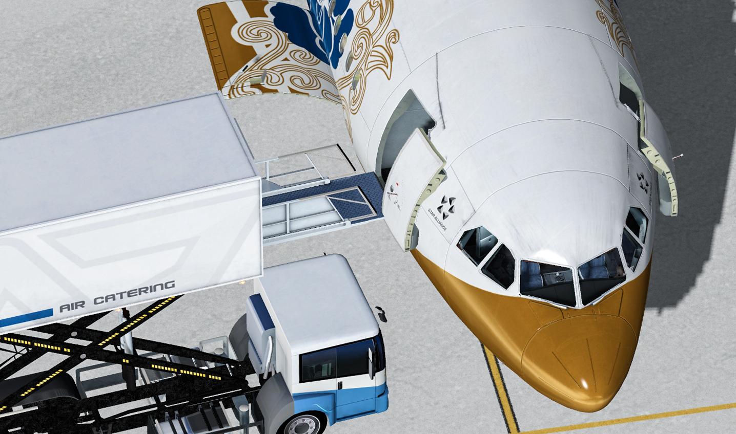 JarDesign Airbus A330-243 (Windows Only) - Ariel Creation