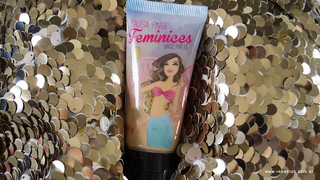 Base Pausa para Feminices - Bruna Tavares Tblogs
