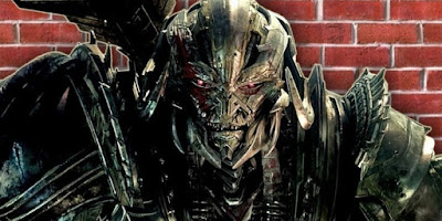 Universal Theme Park Turns Megatron Into a Stand-Up Comedian