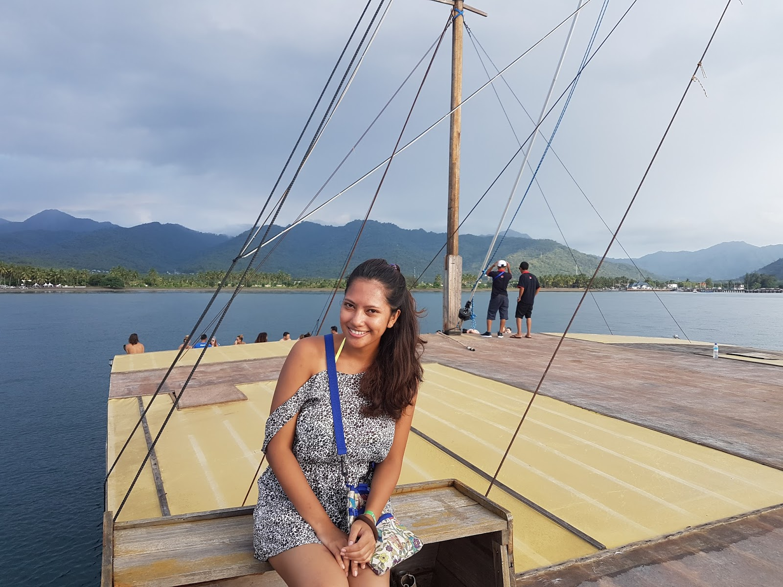 Jiggy Boat Party Gili Trawangan Review | Ummi Goes Where?