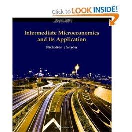 Intermediate Microeconomics and Its Application 11e PDF Download