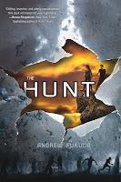 book cover of The Hunt by Andrew Fukuda