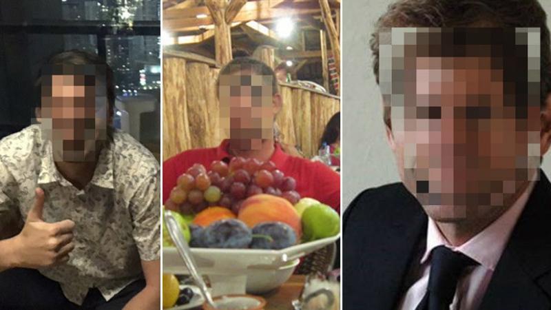 """Las primeras fotos de los """"espías de la CIA"""" descubiertos y arrestados en Irán"""