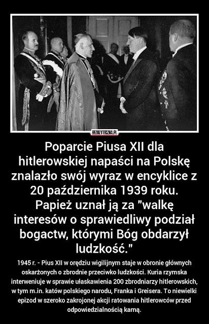 Celowe zaprzeczenie prawdzie historycznej