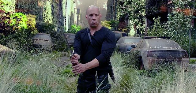 Vin Diesel, este nemuritorul blestemat să lupte împotriva vrăjitoarelor