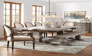 12 seat dining table extendable