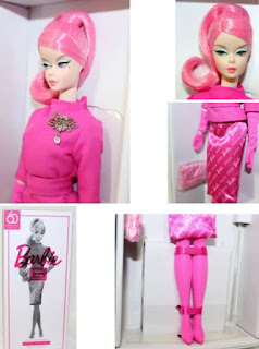 Кукла Proudly Pink Barbie Doll 2019