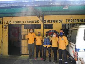 Brigadistas de Mérida activados en la lucha contra Covid-19