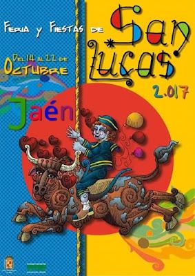 FERIA DE SAN LUCAS 2017 - JAÉN - Tomás Fernández