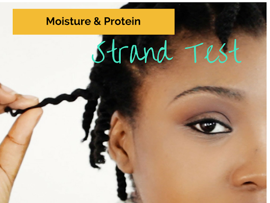 Creating a Moisture and Protein Balance Routine