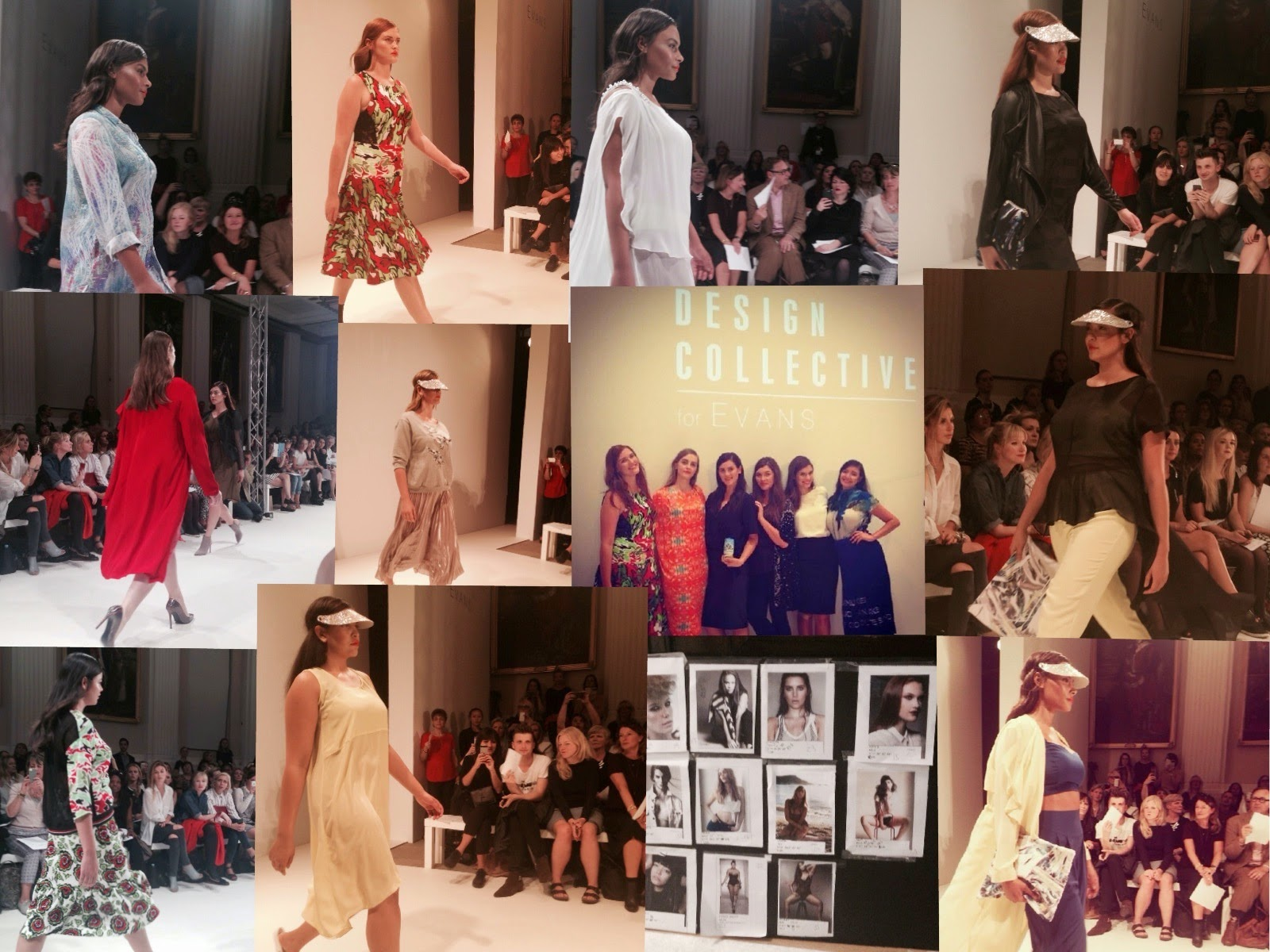 Evans Makes London Fashion Week Curve History Style Me Curvy