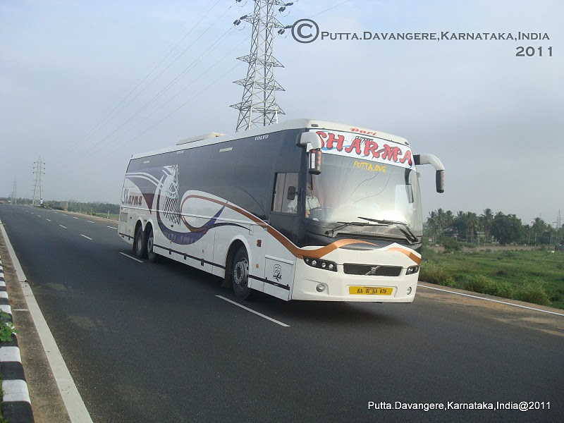 Indian Luxury Buses: Another Sharma Volvo accident - this ...