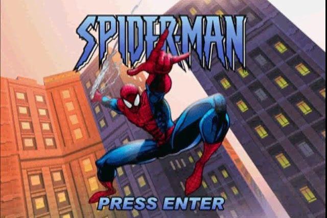 تحميل لعبة سبايدر مان spider man للكمبيوتر من ميديا فاير