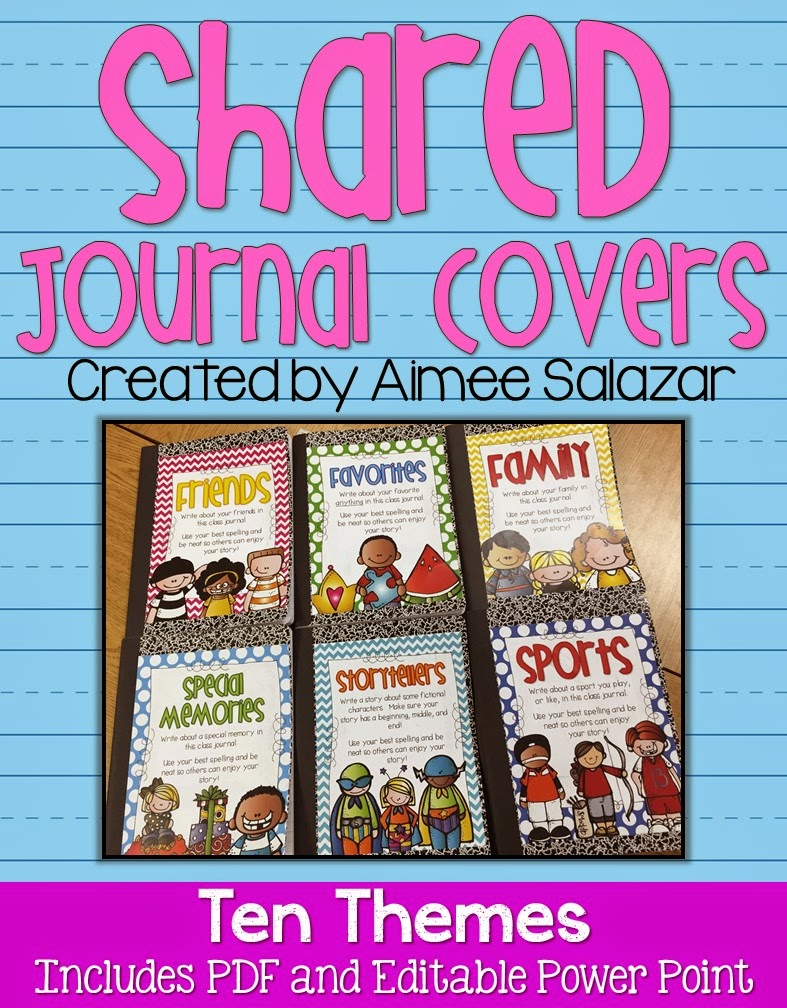 https://www.teacherspayteachers.com/Product/Shared-Journal-Covers-289787