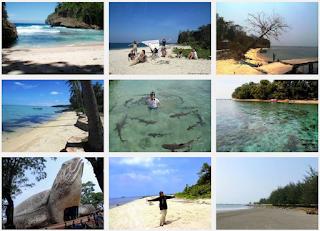 Wisata Pantai Jawa Tengah Pulau Panjang