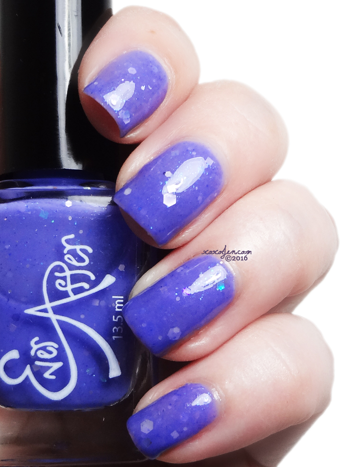 xoxoJen's swatch of Ever After Don't Wake Me in the Morning Glory