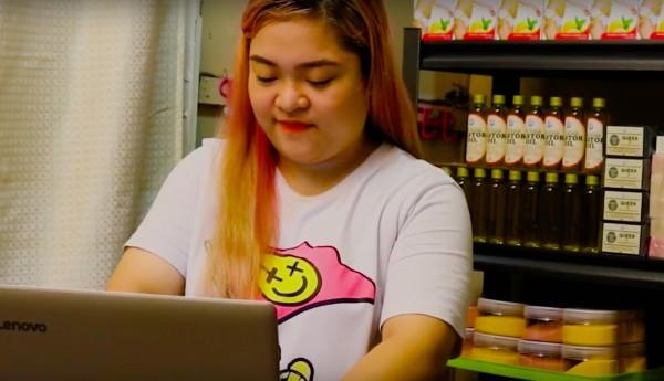 Vanessa Tinitigan Yolanda entrepreneur