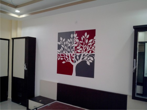 Wall Decals and Customized Wallpapers