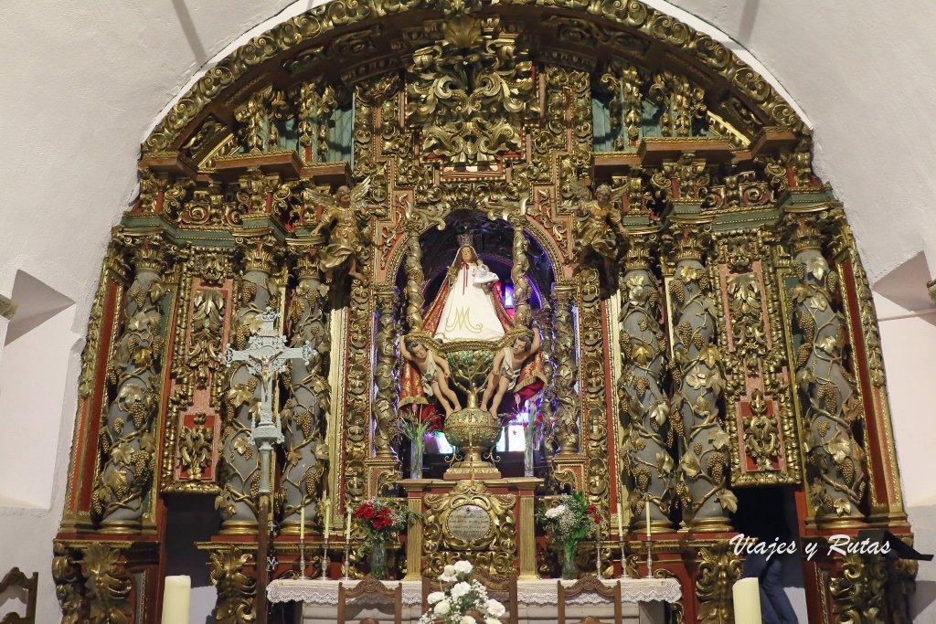 Virgen del Acebo, Cangas del Narcea